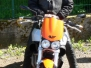 Member mit Motorrädern