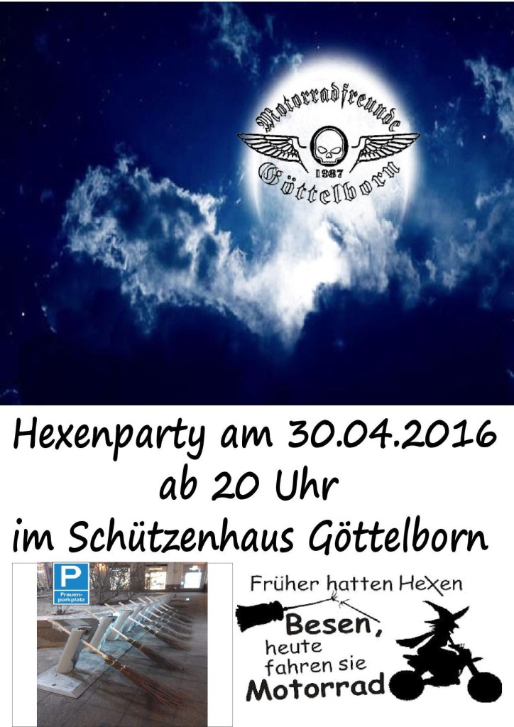 Hexenparty-